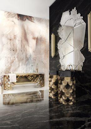 Top 5 freestanding pieces for your luxury bathroom