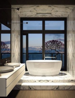 Top 5 freestanding pieces for your luxury bathroom freestanding pieces Top 5 freestanding pieces for your luxury bathroom interior design blogs interior design trends freestand pieces