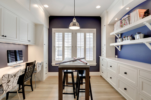 Home office and color schemes ideas  Interior Design Blogs