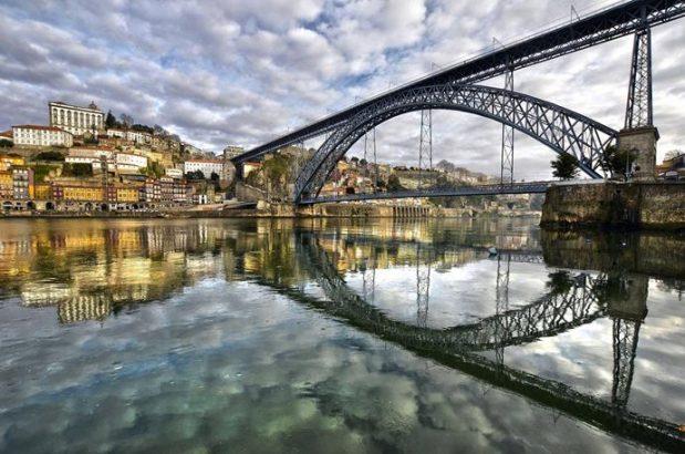 porto D.Luis bridge