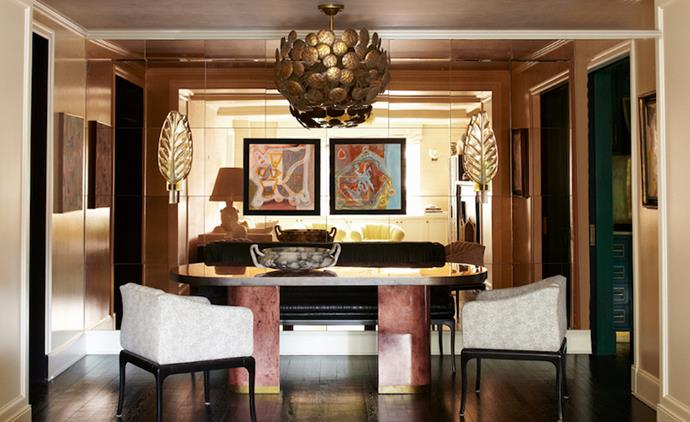 Get inspired with Kelly Wearstler's dining room ideas  Kelly Wearstler Get inspired with Kelly Wearstler's dining room ideas Get inspired with Kelly Wearstlers dining room ideas 1 Copy