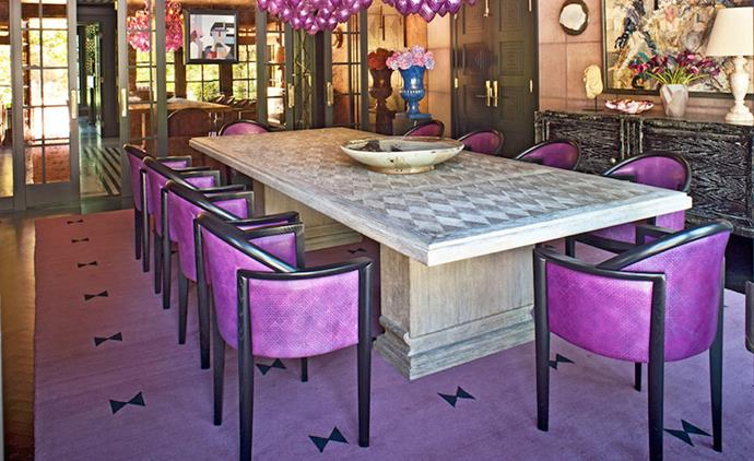 Get inspired with Kelly Wearstler's dining room ideas Kelly Wearstler Get inspired with Kelly Wearstler's dining room ideas Get inspired with Kelly Wearstlers dining room ideas 2 Copy