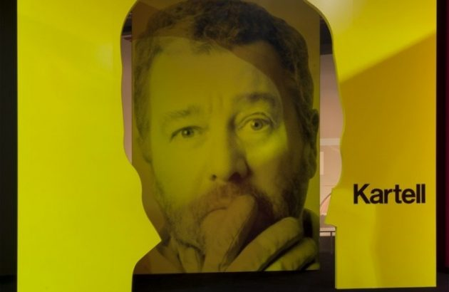 Kartell Talking Minds at Salone del Mobile 2016 Philippe Starck