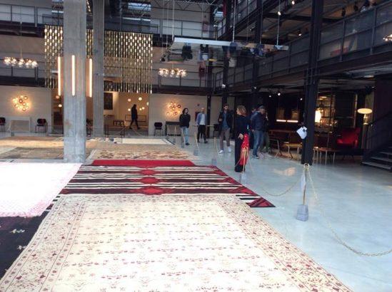 Interior design blogs milan depot nilufar nilufar Exclusive interview with Nina Yashar CEO of Nilufar IMG 1055 Copy