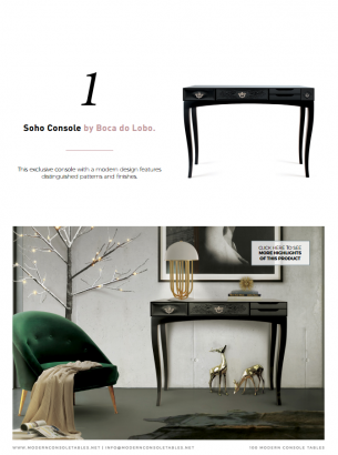 Modern console tables free e-book - Download1