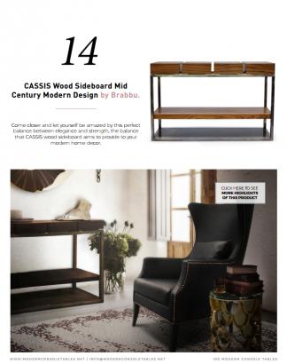 modern console tables free e book download interior