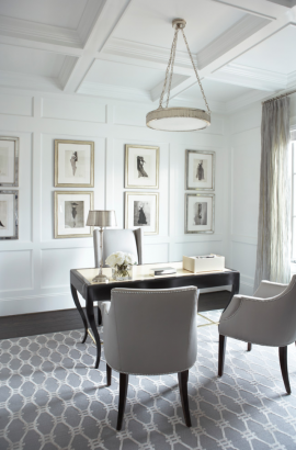Картинки по запросу benjamin moore intense white интерьер домашнего офиса Интерьер домашнего офиса - лучшие идеи office 1